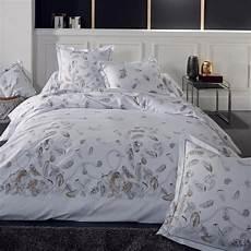 parure de lit coton plumes parure de lit percale de coton tradilinge linge mat