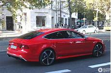 Rs7 2017 Sportback With A Colour by Audi Rs7 Sportback 4 October 2014 Autogespot