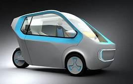 Future Filip Mirbauer Three Wheeled Car Concept E