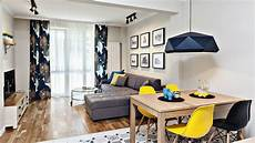 Small Apartments Design Modern European Interior Space