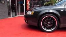 hillyard custom tire 2004 audi a4 18 inch black rims