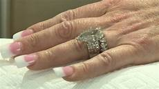 400 000 wedding ring lost found in 8 tons of garbage