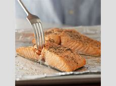 easy salmon recipes in oven with foil