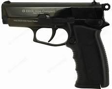 Pistolet Ekol Aras Compact Noir 9mm Pak Sd Equipements
