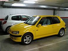 Peugeot 106 Sport - vendo peugeot 106 sport