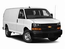 New 2018 Chevrolet Express 2500 Work Van 3D Cargo In