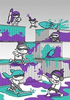 Malvorlagen Lol Lolca Lol The Tiny Squid Splatoon For Anime