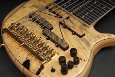 Colin S Corner 10 String 31 Fret Guitar Bass