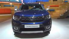 Dacia Sandero Stepway 2019 Dacia Sandero Stepway Tce 90 Eco G 5mt 2019 Exterior And