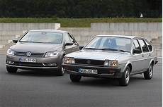 Volkswagen Passat Turns 40 Autoblog