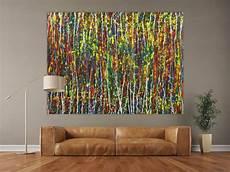 moderne bilder auf leinwand hochwertige kunst auf leinwand abstraktes acrylbild auf
