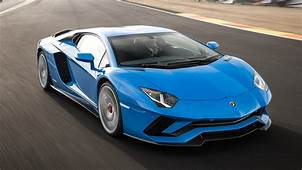 2018 Lamborghini Aventador S Review  Top Speed