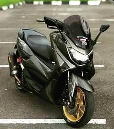 Modifikasi Yamaha Nmax 2018 by Modifikasi Yamaha Nmax Yamaha Motor Kediri