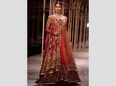 latest stunning pakistani bridal sharara dress for baraat