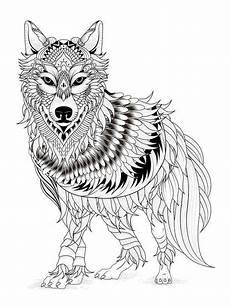 Malvorlagen Wolf Of Wall Pin Paulalustig Auf Wolf Mandala Ausmalen Ausmalen