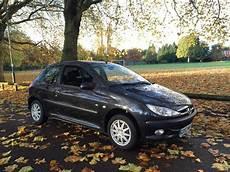 2004 Peugeot 206 1 1 Black 3 Door Wolverhton Dudley