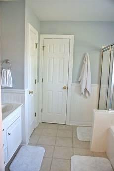 light gray by behr light genel light blue bathroom