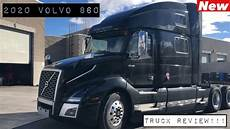 2020 volvo 860 truck review