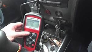 How To Access OBDII Port On Renault Megane  YouTube
