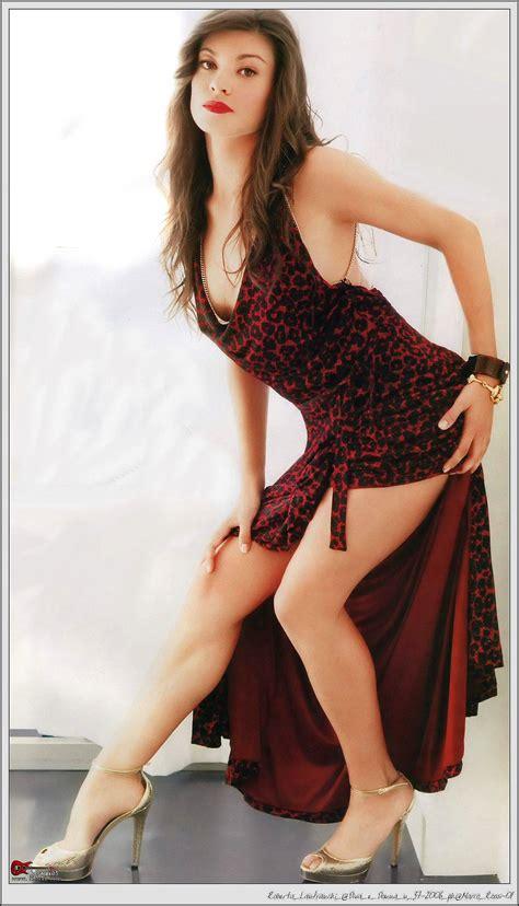 Roberta Capua Sexy