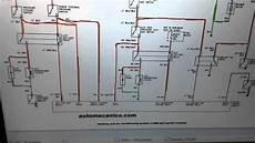 diagrama el 233 ctrico del aire acondicionado de un veh 237 culo pontiac youtube