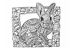Ostern Ausmalbilder Erwachsene Pin Auf Velikonoce