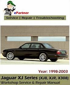download car manuals 2003 jaguar xj series security system jaguar xj series xj8 xjr x308 service repair manual 1998 2003 jaguar xj