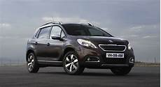 photo peugeot 2008 peugeot 2008 details of compact crossover