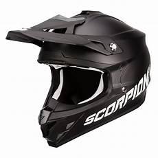 casque moto scorpion casque cross scorpion exo vx 15 evo air uni mat enduro motoblouz