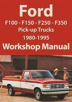 automobile air conditioning repair 1995 ford f series free book repair manuals ford f series f100 f150 f250 f350 1980 1995 workshop manual motor ford camiones chevy ford