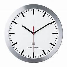 burrig radio controlled wall clock ikea