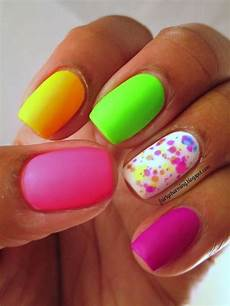 17 unique neon nail designs for 2017 pretty designs