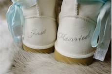 White Wedding Uggs