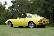1970 Buick Opel Gt Yellow Refrigerator Magnet 40 Mil Ebay
