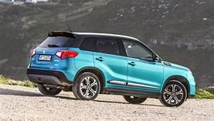Suzuki Vitara SZ5 Allgrip Review  Next Green Car