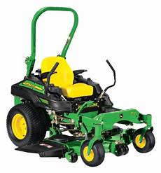 deere ztrak zero turn mowers