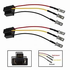 9003 headlight wiring diagram partsam h4 9003 hb2 wire wiring harness sockets for 4 x6 7 x6 5 x7 inch sealed beam car truck