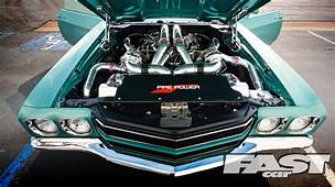 1200bhp Chevy Chevelle SS  Fast Car