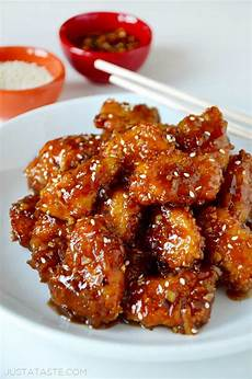 baked orange chicken just a taste