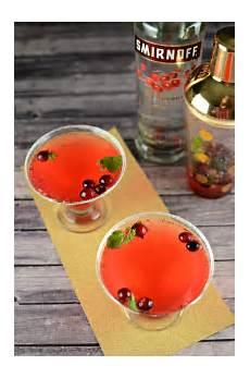 cranberry mint a christmas cocktail recipe simply darr