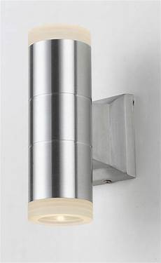 elton up down exterior led wall light from telbix