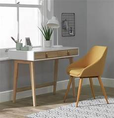 argos home office furniture buy argos home copenhagen 2 drawer desk two tone desks