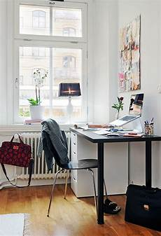 funky home office furniture black white home office interior design ideas