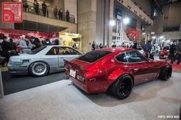 EVENTS 2017 Tokyo Auto Salon Part 02 — Restomods
