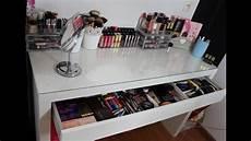 www katalog collection de mon rangement et ma collection de maquillage makeup