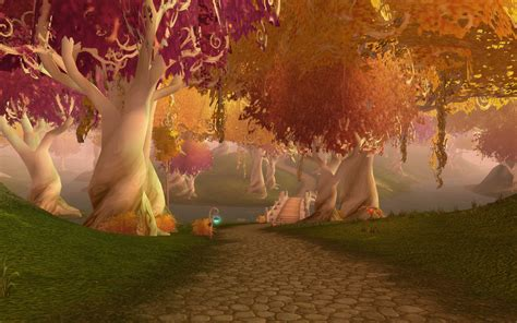 Eversong Woods Art