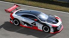 Audi S E Vision Gt Is An 815bhp Electric Racecar