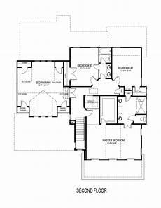 craftsman bungalow second floor plan sdl custom homes 344 caramel 4 home plan custom house plan for coastal