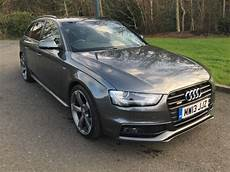 Offers 2013 Audi A4 Avant S Line Black Edition 170 Auto F1