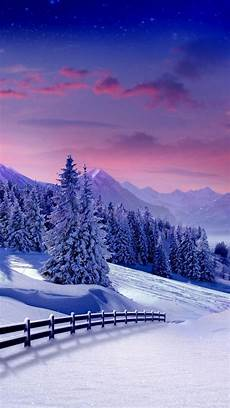 Winter Backgrounds For Iphone